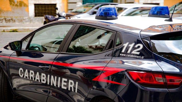 furto in un supermercato arrestato un 23enne