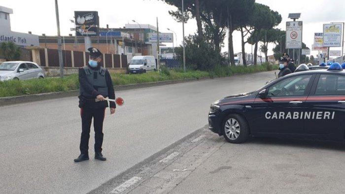 Marano di Napoli: Carabinieri setacciano le strade della città -  Ottopagine.it Napoli