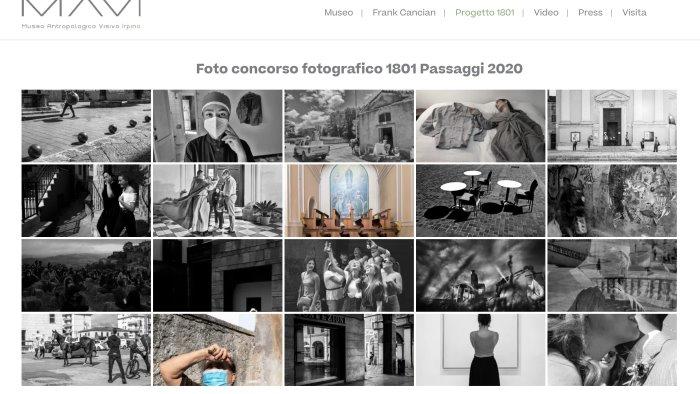 concorso di fotografia 1801 passaggi ecco i vincitori