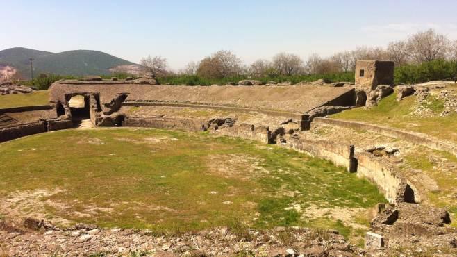 Progetto campania augusta c 39 avella nel progetto for Cibi romani