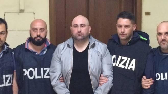 Arrestato Manganiello, latitante reggente degli scissionisti