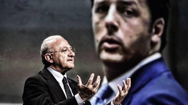 Renzi e De Luca: via le ecoballe dalla Campania, ci siamo