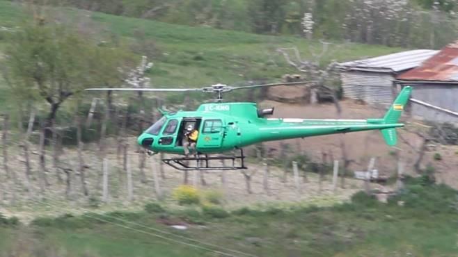 Ispezioni In Elicottero Da Parte Dellenel Ad Ariano Ottopagineit