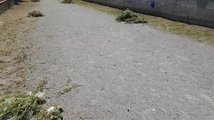 al via la manutenzione della futura pista ciclopedonale