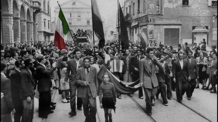 25 aprile le celebrazioni ad avellino