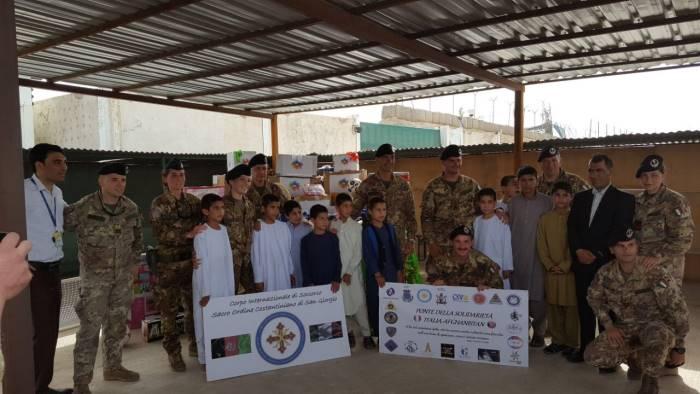 ampio raggio di luce e speranza per i piccoli dell afghanistan