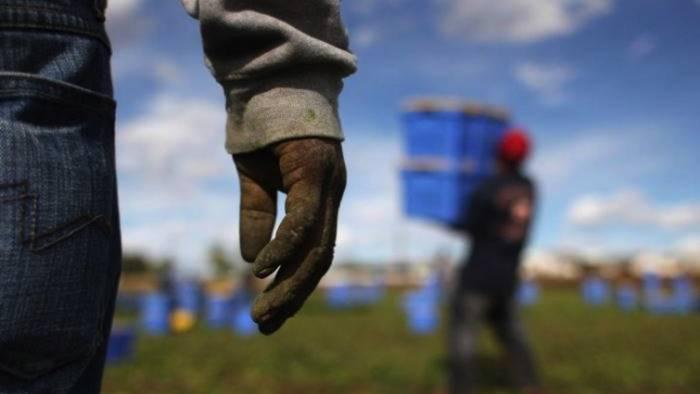 terre ai migranti proposta incommentabile