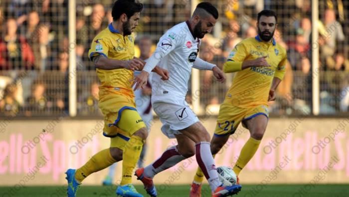 Salerninana travolta dal Frosinone Adesso i playoff sono un miraggio