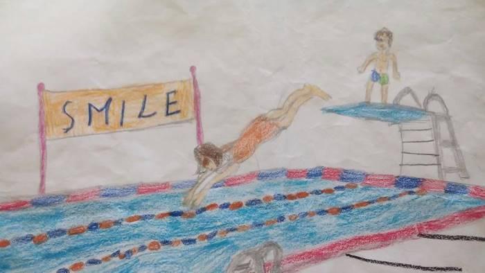 Disegna il tuo sport bambini protagonisti nel sannio for Disegna il tuo giardino