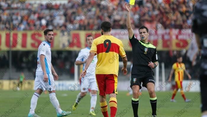 Serie B, il Cittadella vince 1-0 con il Benevento