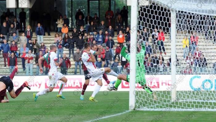 Ternana-Salernitana 1-0, Avenatti dà ancora una speranza ai rossoverdi