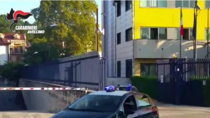Tentano sequestro persona per riavere soldi, 5 arresti ad Avellino