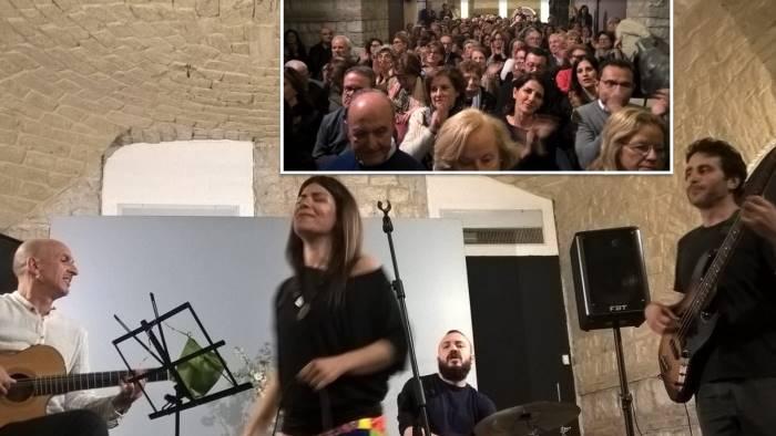 musica brasiliana grande pubblico al museo arcos