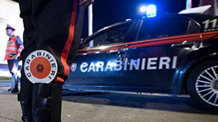 hashish e marijuana oltre 40 giovani segnalati dai carabinieri
