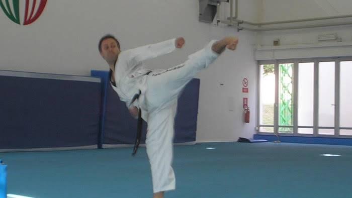 ritorna il taekwondo nella citta di pozzuoli