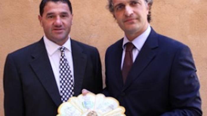mastella a ceppaloni candidato sindaco sara de blasio