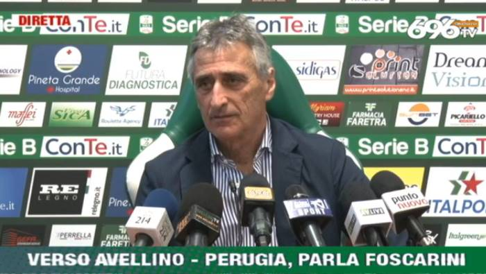 Foscarini, buona la prima. L'Avellino batte il Perugia 2-0