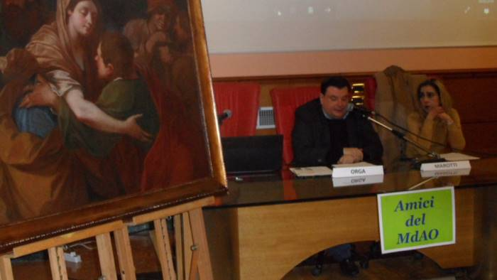 nicola vaccaro e il suo seicento successo per il seminario