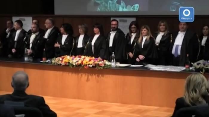 noi avvocati da 60 anni indossare la toga la gioia piu bella