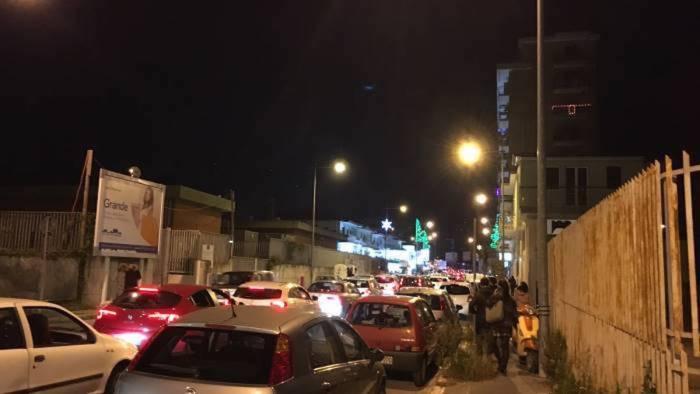 traffico durante le feste ecco il piano d emergenza