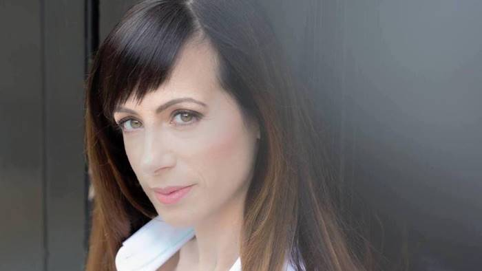 la scrittrice internazionale johana gustawsson al salernoir