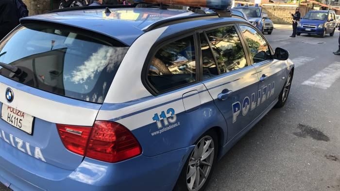 napoli operazioni anti droga della polizia 5 arresti