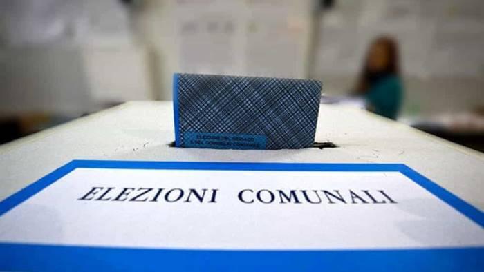 amministrative ad apice tre candidati alla guida del comune
