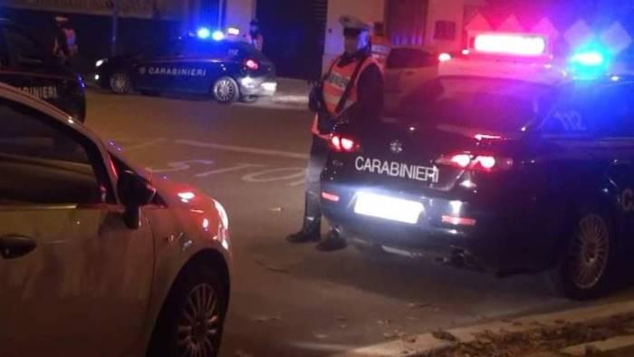 violenza in casa anche a pasqua 50enne arrestato