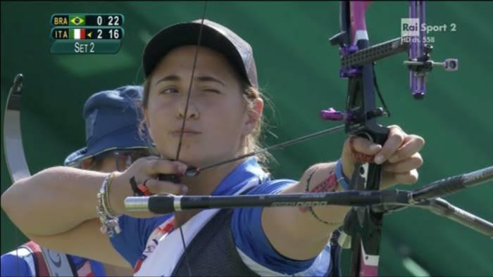 tiro con l arco estese le qualificazioni olimpiche