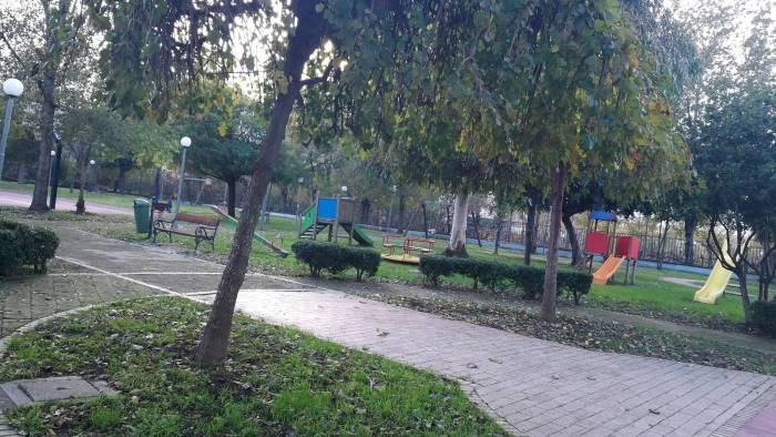 la campania riapre i parchi ai bambini