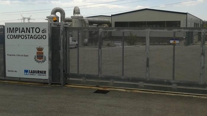 eboli impianto di compostaggio c e il finanziamento