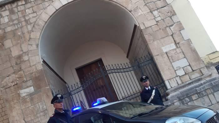 don iuliano grazie ai carabinieri per gesto per meno abbienti