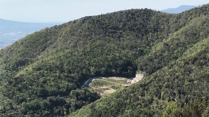 servalli cannetiello da discarica a isola verde
