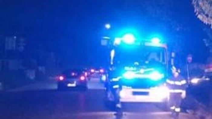 sangue sulle strade tragedia di pasqua a napoli muore 24enne