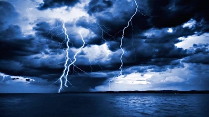 protezione civile allerta vento da domani in campania