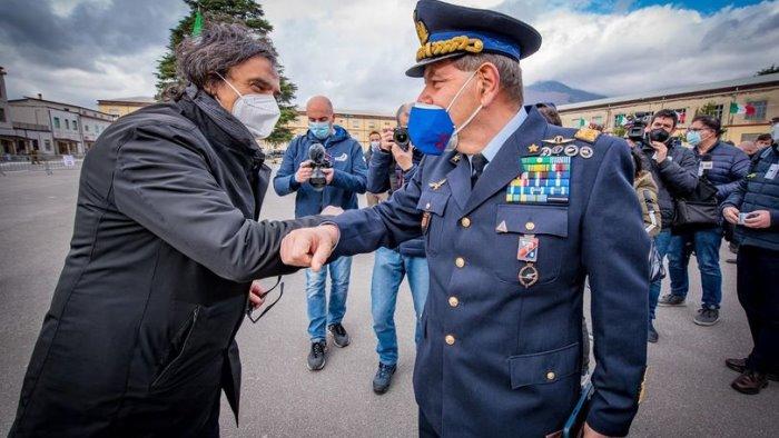 vaccini con l esercito alaia prezioso contributo