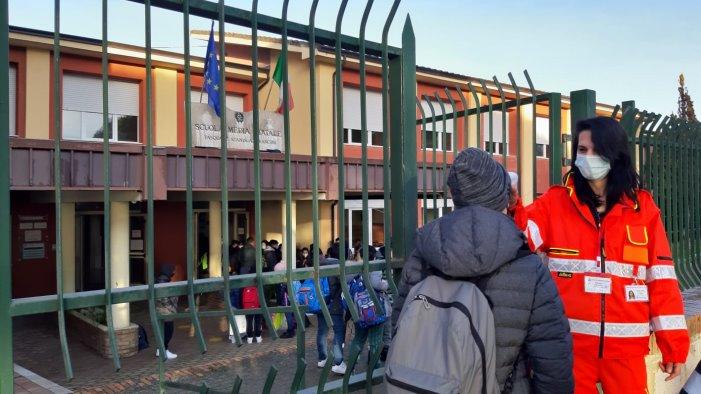 ariano scuole sicure e attenzione sempre vigile