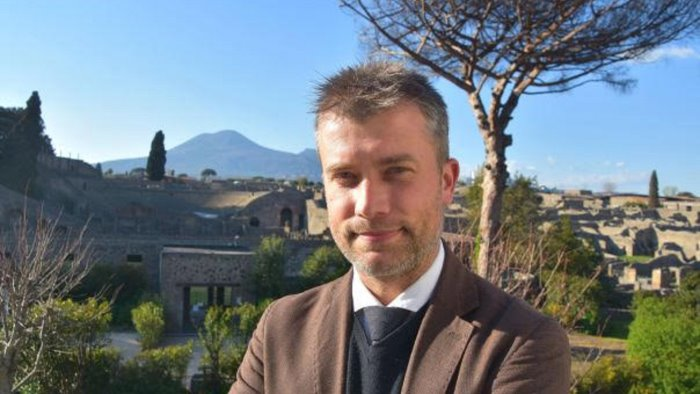 il parco archeologico di pompei riparte da zuchtriegel