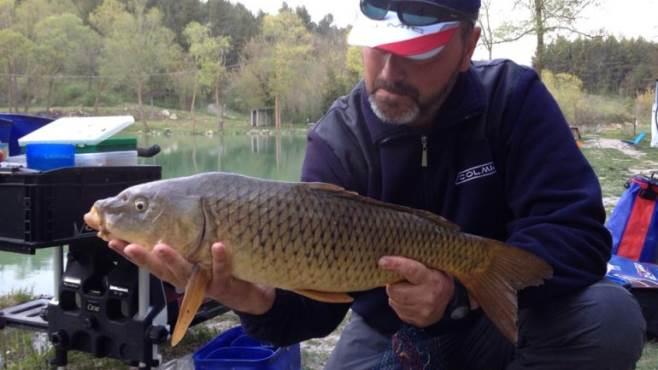 fishingmania focus sul lago iliade a greci