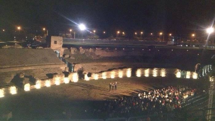 notte dei musei ad avella concerti e siti illuminati