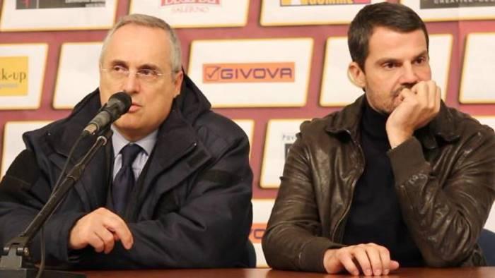 Lotito in corsa per la presidenza della Serie B: