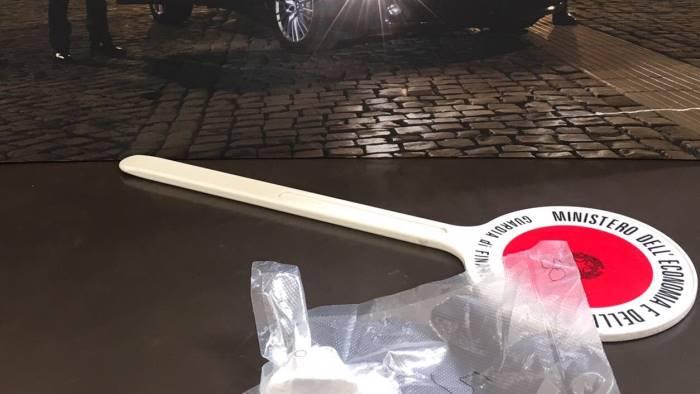 Trovata con 55 grammi di cocaina, arrestata 46enne
