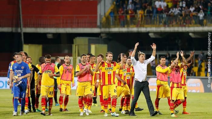 Serie B, playoff: Benevento-Spezia 2-1, i sanniti vanno in semifinale