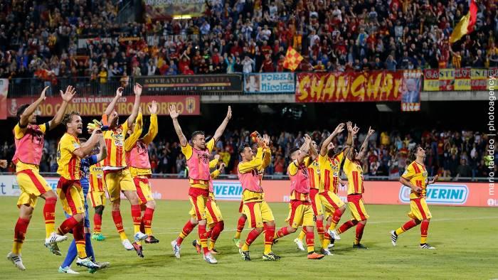 Video gol highlights Benevento-Perugia 1-0: Chibsah regala un sogno