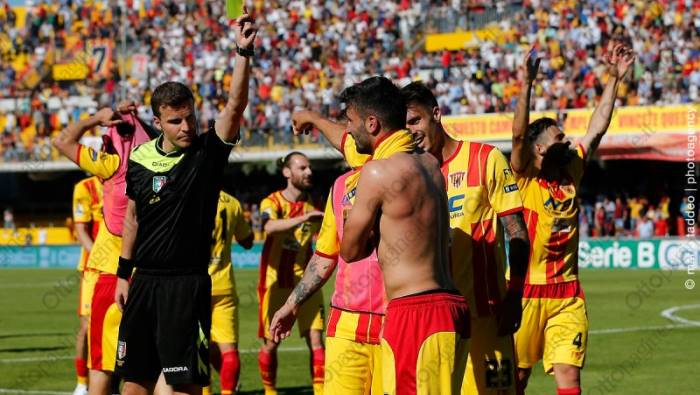 Diretta streaming Benevento-Perugia di serie B