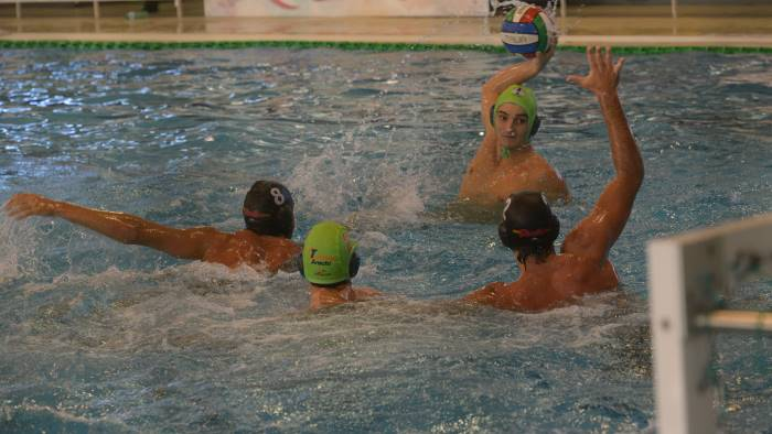 ultimo match di campionato per la tgroup arechi