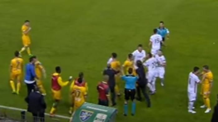 Serie B, Frosinone avanti a 1,85 nel ritorno con il Carpi