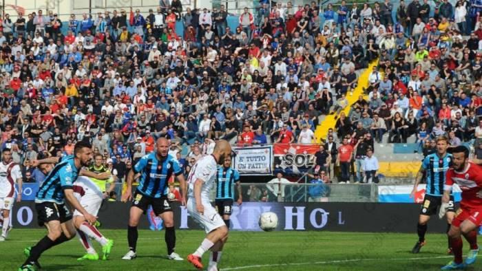 Serie B: Carpi-Salernitana 2-0