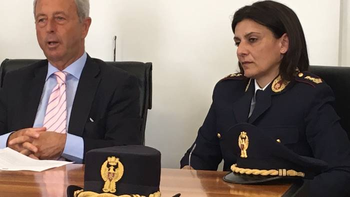 Nuovo capo della Squadra Mobile di Salerno, prima volta per una donna