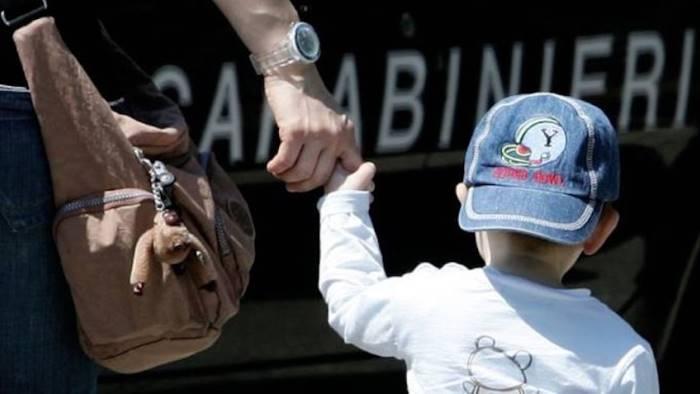bambino scappa da scuola ritrovato dai carabinieri